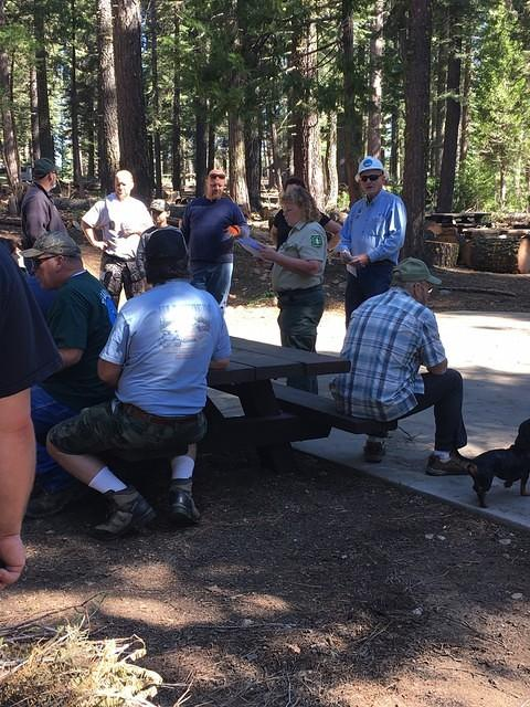 South Fork Campground Clean Up 16
