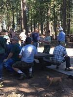 South Fork Campground Clean Up 15