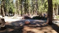 South Fork Campground Clean Up 2