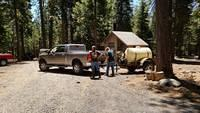 South Fork Campground Clean Up 3